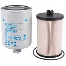 Комплект фильтров топливных RE525523 (P551124, 33975, BF7929, RE541746, RE556406)